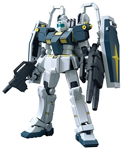 Bandai Hobby HGTB GM Anime Color Gundam Thunderbolt Action Figure