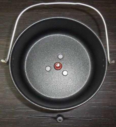 Electrolux–Cubeta Complete redonda para máquina a Pan Electrolux