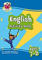 New English Activity Book for Ages 7-8