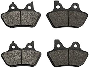 Volar Front & Rear Brake Pads for 2000-2003 Harley Dyna Super Glide FXD