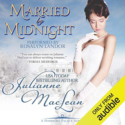 Married By Midnight audiobook cover art