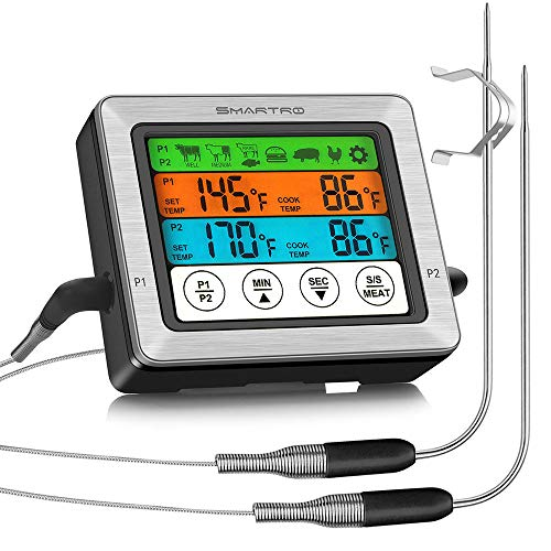 meat thermometer leave in digital - 9