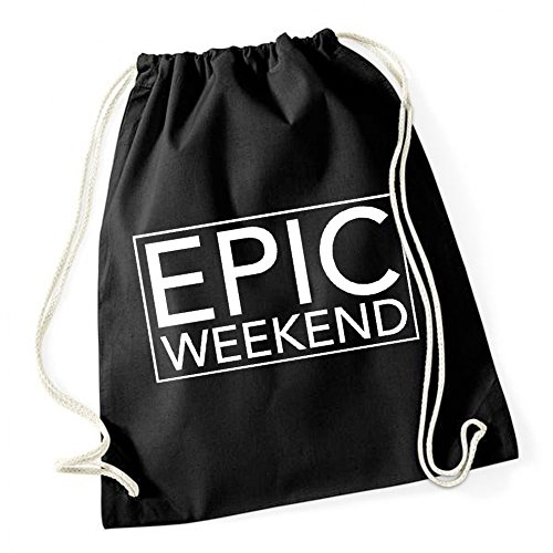 Certified Freak Epic Weekend Bolsa De Gym Negro