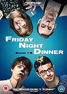 Friday Night Dinner - Series 1-5