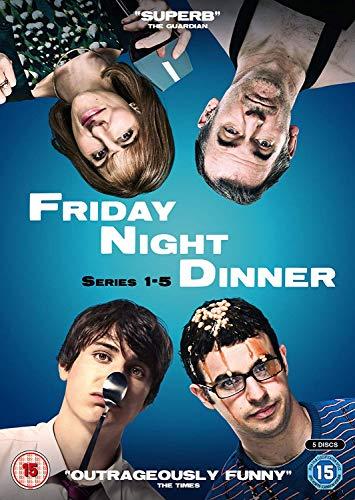 Friday Night Dinner series 1-5 [UK import, region 2 PAL format]
