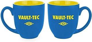 Fallout 76 - Taza de cerámica Premuim Vault Tec en caja de regalo