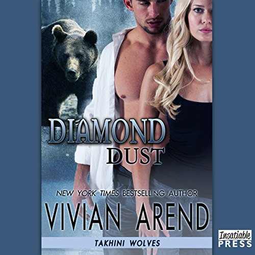 Diamond Dust audiobook cover art