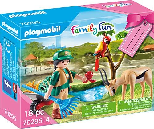"""PLAYMOBIL 70295 Geschenkset \""""Zoo\"""", ab 4 Jahren"""