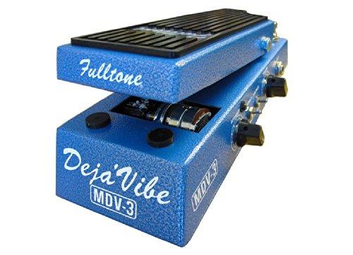 Fulltone フルトーン Mini Deja Vibe MDV-3 ギター  コーラス バイブ エフェクター l【並行輸入品】