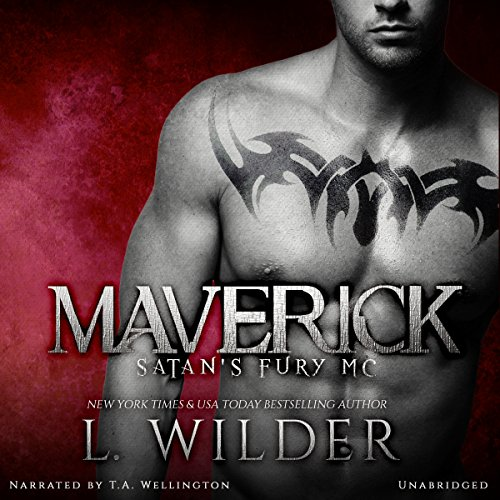 Maverick audiobook cover art