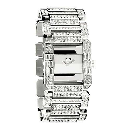 D&G Time The Royal quarzwerk Damen-Armbanduhr DW0219