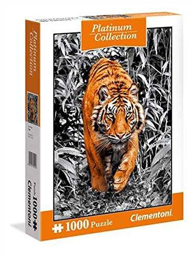 39429Tiger–Platinum Collection Puzzle, 1000Piezas , Modelos/colores Surtidos, 1 Unidad
