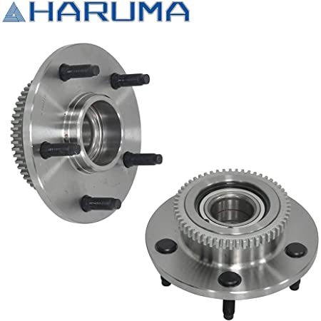 For 2019 Ram 1500 Wheel Hub Assembly Front 25416GB 4WD