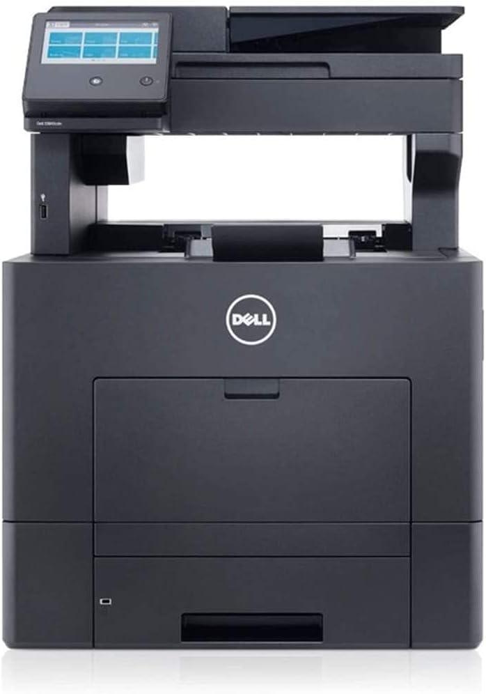 Dell Color Smart Multifunction Printer 1200x1200dpi 36PPM [PN: S3845cdn]