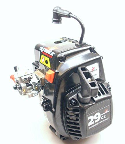 Losi 1:5 4WD Monster Truck XL DYNE1075 Dynamite 29cc Engine F29 4-Bolt LMT®