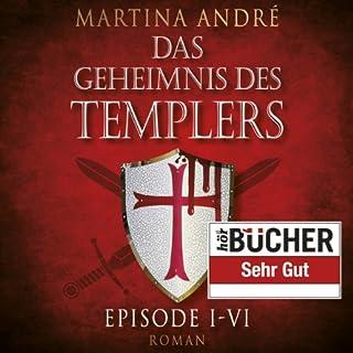 Das Geheimnis des Templers Episode I-VI Titelbild