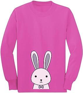 Cute Easter Bunny Boys/Girls Toddler/Kids Long Sleeve T-Shirt