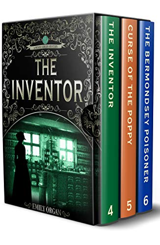 The Penny Green Victorian Mystery Series: Books 4-6 (The Penny Green Series Boxset Book 2) (English Edition)