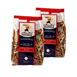 Finosta Whole Wheat Penne Pasta Pack of 2, 500g Each