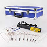 EMAGIH 110V 1000W With 10 Pieces Coil Kits Auto Use Bolt Remover PDR Car Garage Repairing Flameless Handhled Electromagnetic Mini Induction Heater Tool