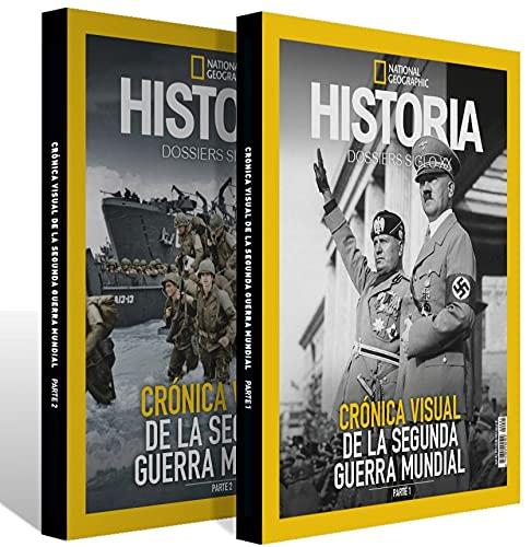 Pack Extra Dossiers Historia Crónica Visual Segunda Guerra Mundial (EXTRAS HISTORIA NATIONAL GEOGRAPHIC)