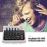 Immagine 1 lepeuxi mix 400 mixer audio