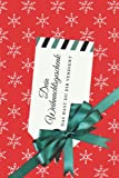 Dein Weihnachtsgeschenk - Das hast du dir verdient!   Lustige Geschenkidee zu Weihnachten   Lustiges Notizbuch   Wichteln   Schrottwichteln   Last Minute Weihnachtsgeschenk