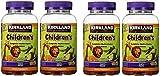 Kirkland Signature xGJNgN Childrens Complete Multivitamin Gummies, 160 Count (4 Pack)
