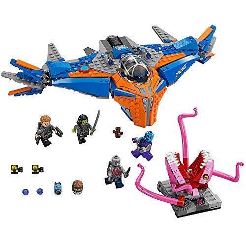 LEGO Marvel Super Heroes The Milano vs. The Abilisk 76081 Superhero Toy