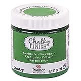 Rayher 38867426 Chalky Finish auf Wasser-Basis, Kreide-Farbe für Shabby-Chic-, Vintage- und...