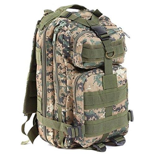 T-ara The New Unisex Outside Military Tactical Backpack Bivouacking Hiking Rucksacks Essential for hiking (SKU : S-OG-5802E)