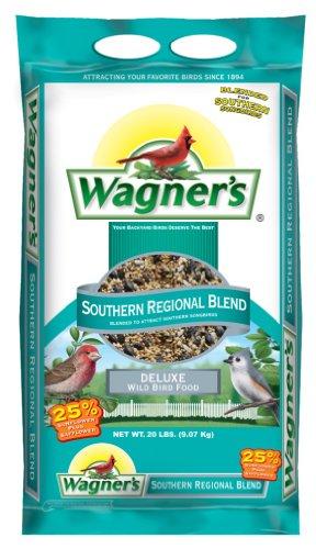 Wagner's 62012 Southern Regional Blend Wild Bird Food