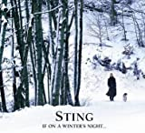 Pop CD, Sting - If on a Winter Night[002kr]