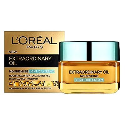 L'Oreal Extraordinary Oil Nourishing Light Oil Cream, 50 ml