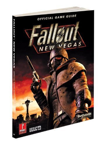 Fallout New Vegas: Prima Official Game Guide [Paperback] [2010] Pap/Map Ed. David Hodgson