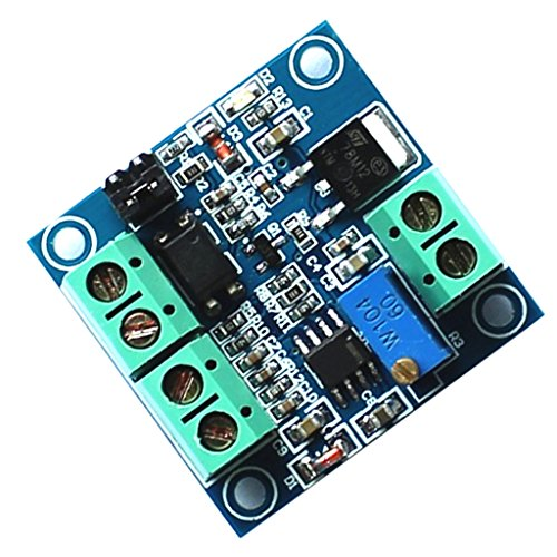 Sharplace PWM 0-10V Digital Analog Signal Tranformer Konverter Modul/PMW zu Spannung WandlerModul