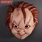 Close Up Máscara de Chucky Chucky de la muñeca de asesino...