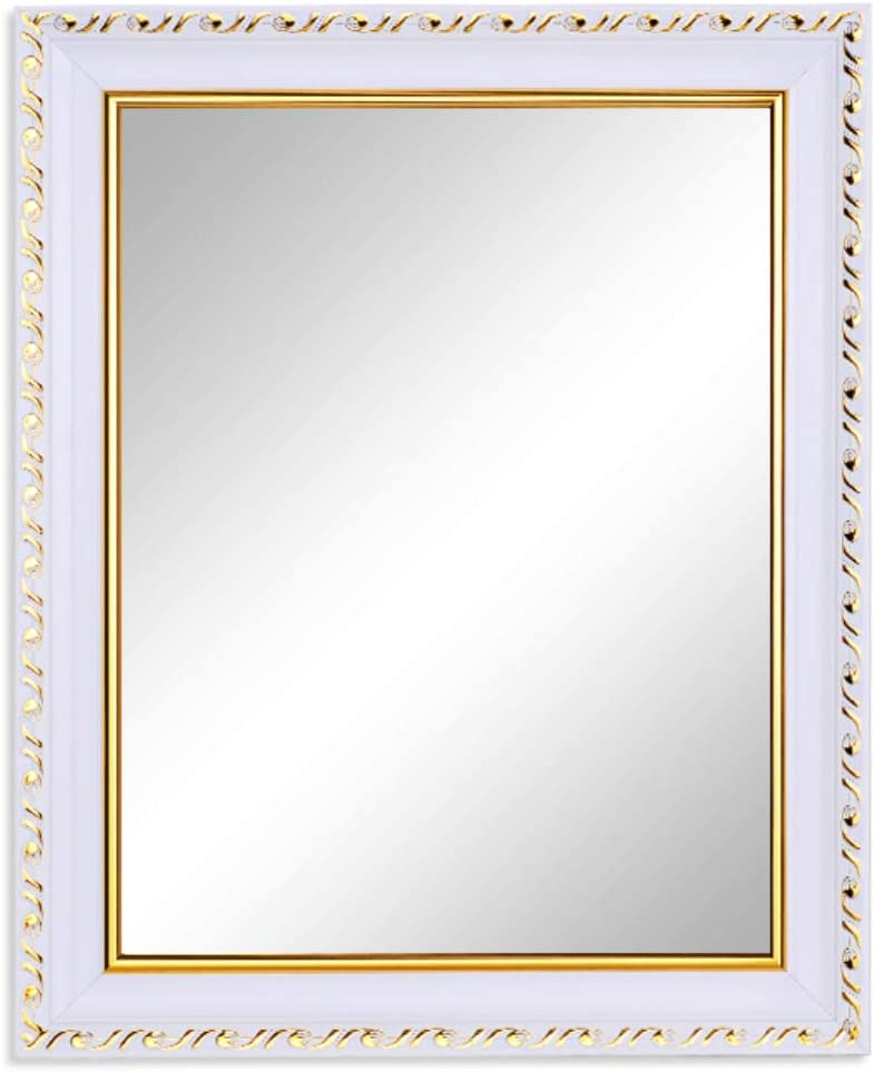 OFFicial Large Modern Sales for sale White Frame Wall Contemporary Premium Floa Mirror