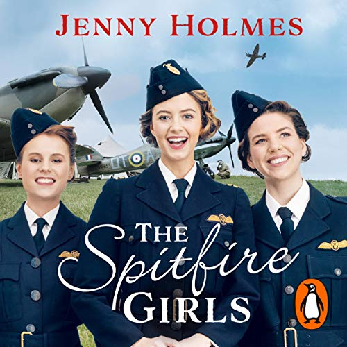 The Spitfire Girls cover art