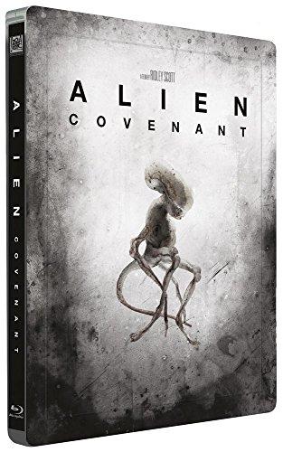 Alien : Covenant [Édition Limitée boîtier SteelBook] [Import italien]