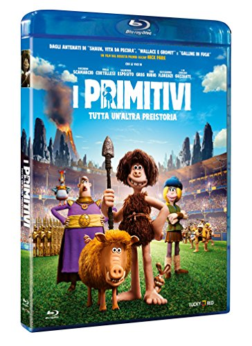 I Primitivi - Blu-Ray - Blu-Ray, MoviesBlu-Ray, Movies