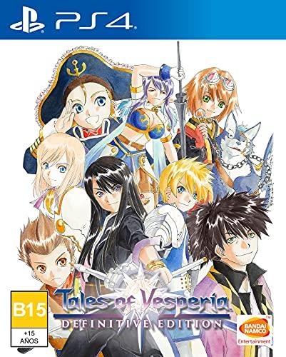 Tales of Vesperia - Definitive Edition - PlayStation 4