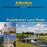 Paderborner Land Route: Rundtour durch den Kreis Paderborn, 1:50.000, 248 km, GPS-Tracks Download, Live-Update (bikeline Radtourenbuch kompakt)