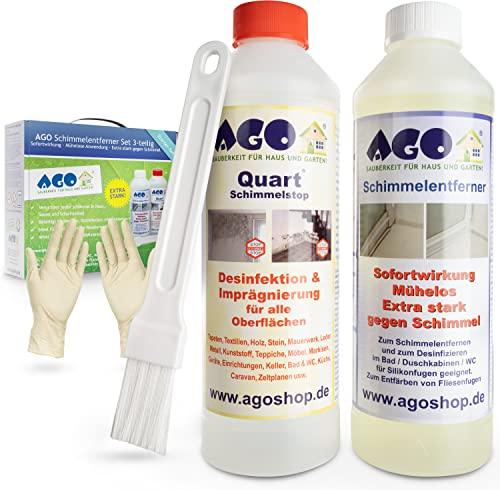 Ago Sauberkeit Für Haus Und Garten! -  Ago®