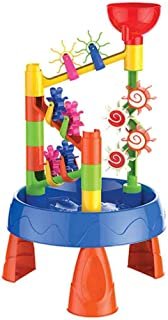 UKR Fun Wheels Water Table Outdoor Toy water Fun Sand Beach Activity
