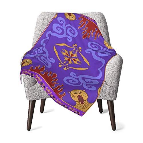 Manta de franela de forro polar suave y cálido alfombra mágica para niños niño niño cochecito cama manta de felpa 100 x 30 pulgadas