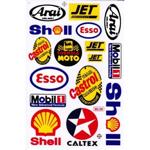 planche d/'autocollant FACOM 12 stickers bricolage tuning decal sponsor