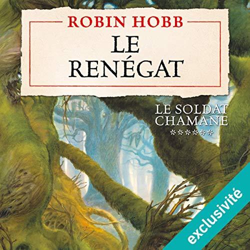 Le Renégat audiobook cover art