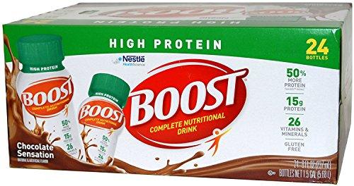 6. BOOST High Protein Drink