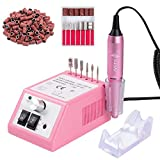 Professional Manicure Pedicure Electric Acrylic Nail Drill Machine Kit Nail Care Nail Art